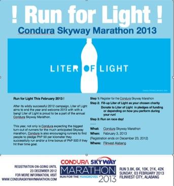 Support A Liter of Light